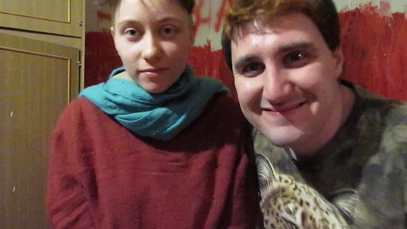 Эльдар Богунов и Кролик Блэк поздравляют Аришку с днем рождения!