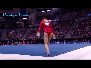 Womens Gymnastics - Beautiful Moments 8