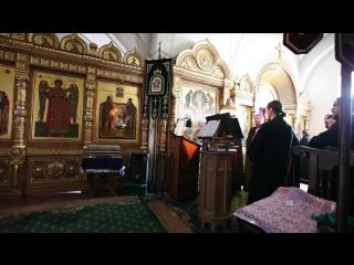 Хор братии Валаамского монастыря - Свете Тихий