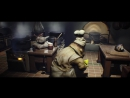 Little Nightmares - PS4-XB1-PC - The Nine Deaths of Six (English Trailer)
