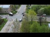 Авария в Красном Селе 27.05.17