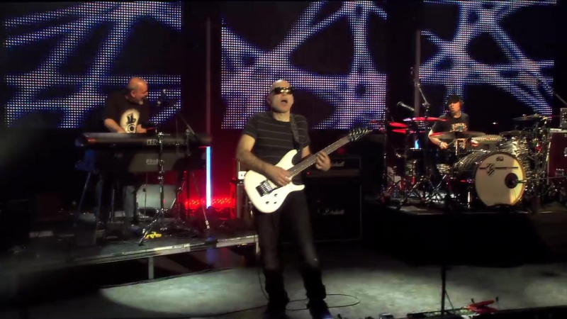 War by Joe Satriani - From Satchurated, In Select U.S. Theaters March 2012!