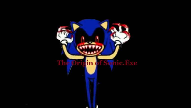 Grieving for You (The Origin of Sonic.Exe)