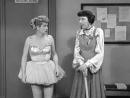 Я люблю Люси (1952). Фрагмент (s1 e20). Люси-балерина