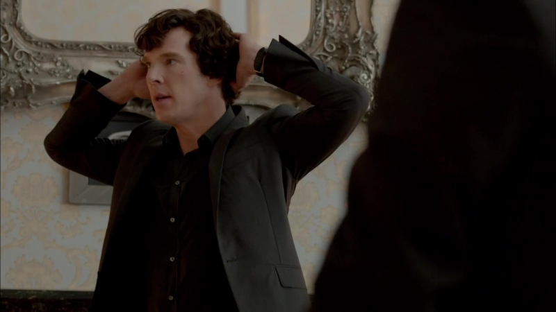 Шерлок / Sherlock - 2 сезон 1 серия - Ватиканские камеи