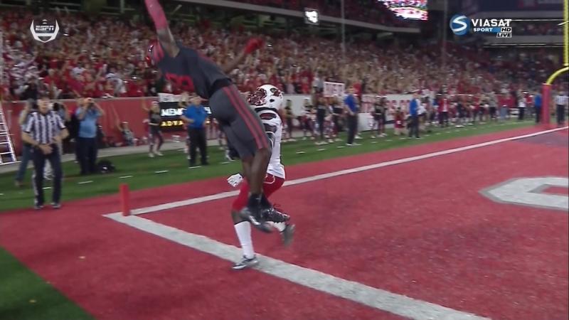 NCAAF 2016 / Week 12 / (5) Louisville Cardinals - Houston Cougars / 2 / 17.11.2016 / RU Viasat Sport И. Знаменский, Д. Захаров
