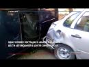 Авария с участием шести автомобилей в центре Симферополя
