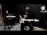 Zehrfunk Guitar Solo on upcoming Panzerballett Album