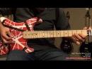 How to play Ain't Talkin' 'Bout Love - Van Halen - (sample)