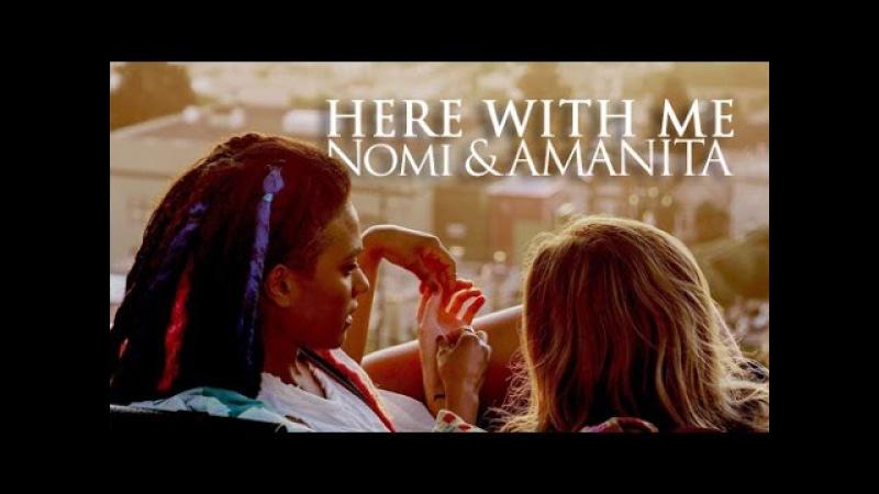 Nomi amanita | here with me