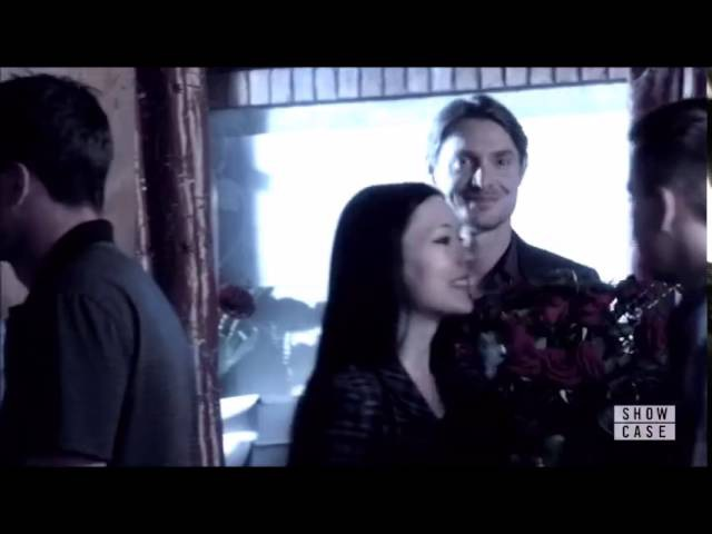 Beauty and The Beast 4x05 ~ Vincent, Catherine, Evan *Cat and Evan wedd.anniversary