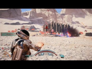 Анализ геймплея Mass Effect: Andromeda - честный предобзор игрового процесса