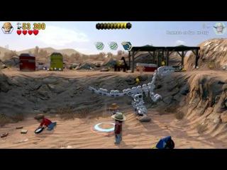 LEGO Мир Юрского Периода. Прохождение - 1 [Джек Шепард]
