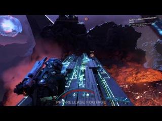 17 минут геймплея Mass Effect Andromeda от IGN