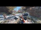 Fallout 4 Модернизированая винтовка Токарева СВТ-40  SVT-40