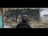 Fallout 4 Пистолет-автомат Ублюдок / Crude Blowback