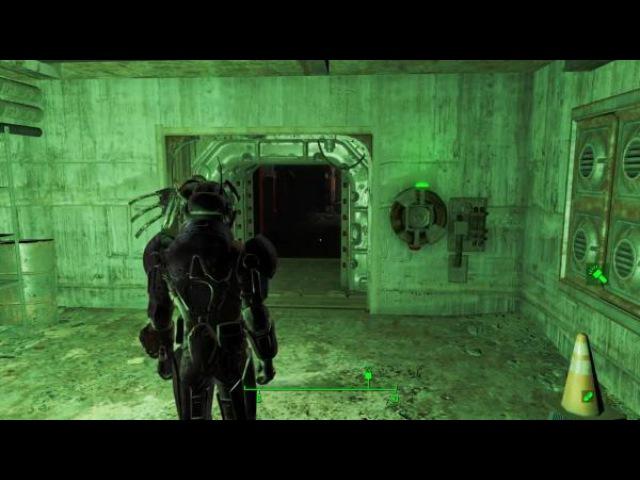 Fallout 4 Мэксон VS Механист