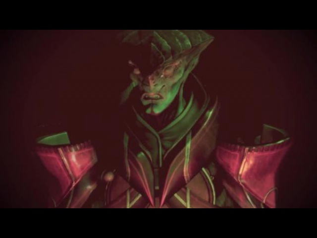 Mass Effect: Andromeda - Кетты (Новый анализ рас протеан и теория по ремнантам)