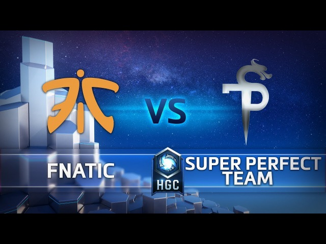 HGC Mid-Season Btawl, группа А, Fnatic vs SPT