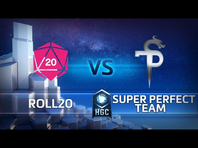 HGC Mid-Season Brawl, Группа A, SPT vs Roll20