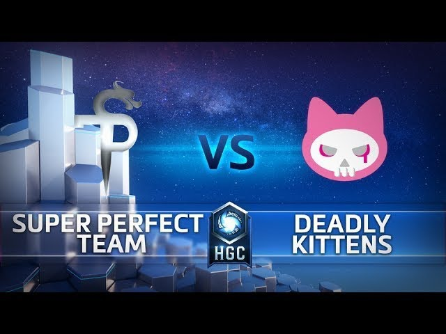 HGC Mid-Season Brawl, группа A, SPT vs Deadly Kittens