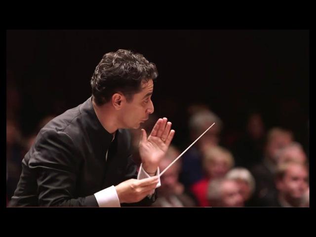 Strauss Eine Alpensinfonie ∙ hr-Sinfonieorchester ∙ Andrés Orozco-Estrada