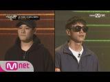 show me the money6 [미방영분 단독공개] 행주 vs HeeSunLee(이희선) @ 3차 예선 170721 EP.4