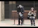 Пранк 2017. Человек без башки. Ходит без головы. Социальный эксперимент. Уличная магия.