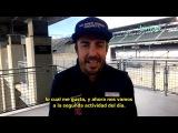 Alonso en Indy Dia 8