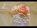 SWEET AVALANCHE ROSE Tutorial By Ilona Deakin from Tiers Of Happiness