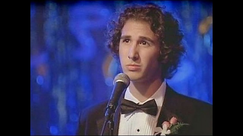 Josh Groban - You're Still You on Ally Mcbeal (Live)