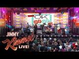 The OK Go-Go's Perform