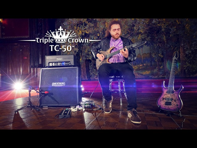 "MESA/Boogie Triple Crown TC-50 Modern Metal – John Browne ""Fruit of the Poisonous Tree"""