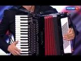 Петр Дранга - Шторм (Вивальди) Субботний вечер от 01.10.16