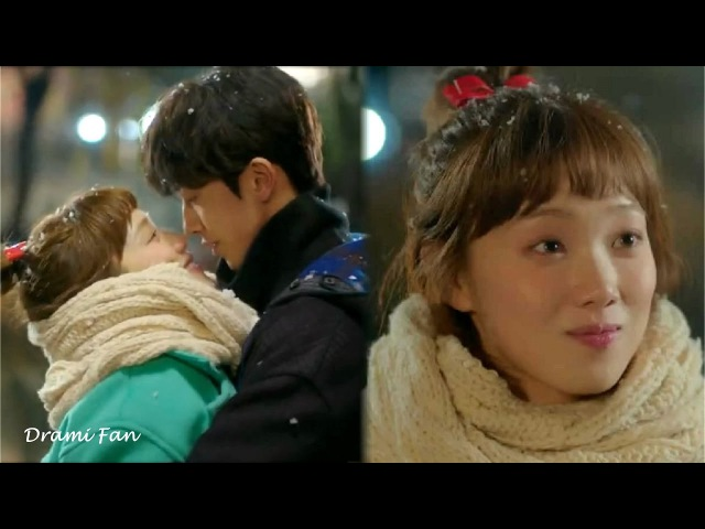 Nam Joo Hyuk - Kim Bok-ju 💝I WANT YOU BY MY SIDE💝 A real kiss 💞 역도요정 김복주 / 舉重妖精金福珠