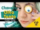 VEDA HP 11 ❤ DIY: COMO FAZER O CHAVEIRO DO OLHO TONTO, ALASTOR MOODY