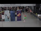 Мария Миронова, 9 лет - Catwalk Dance Fest VIIl pole dance, aerial 16.04.17.