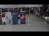 Мария Миронова, 9 лет - Catwalk Dance Fest VIIl pole dance, aerial 16.04.17.
