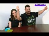Звёздные Love Story на МУЗ-ТВ. Сергей Жуков и Регина Бурд