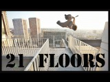 Simon Nogueira ... 21 Floors ... Parkour Freerun