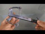 How To Make a Full Compound Micro Crossbow   Part 2 Templates