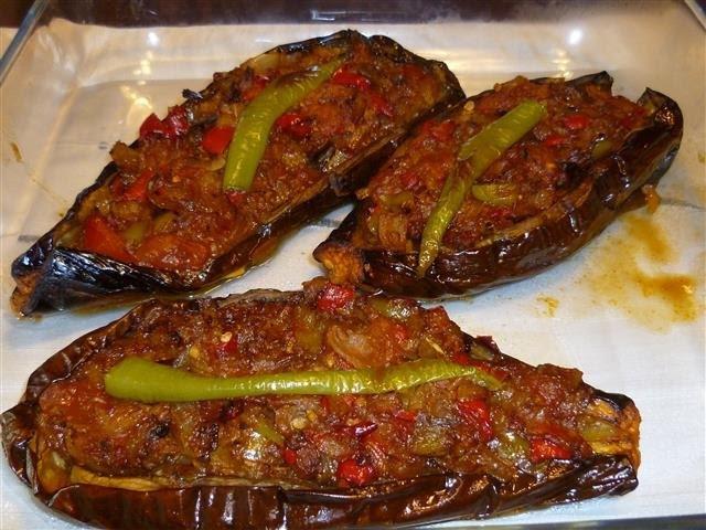Karnıyarık Tarifi | Sebze Yemekleri