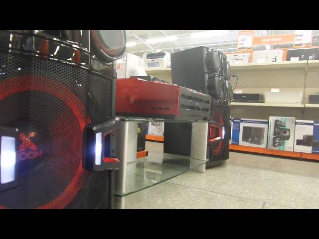 Сверхмощная Hi Fi LG X-Boom PRO CM9940 с диджейскими эффектами.