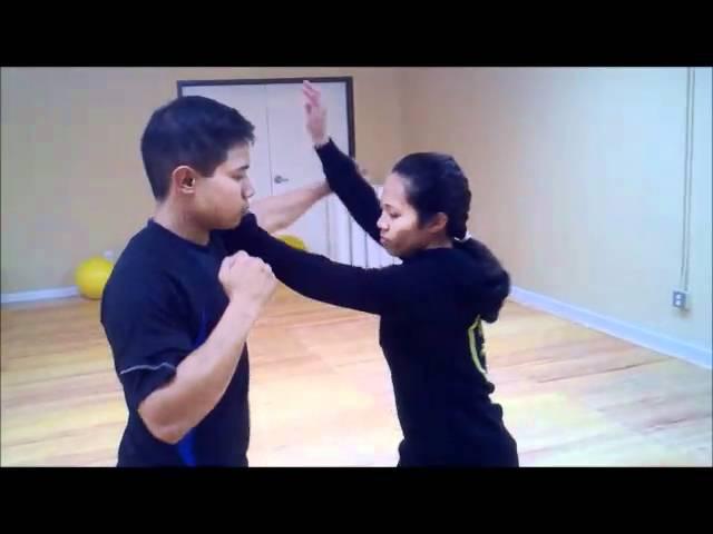 螳螂拳 拍按 7 Star Mantis Boxing: Pai An Slap and Press