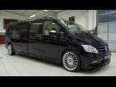 Крутой тюнинг Mercedes Benz Business V I P Vito