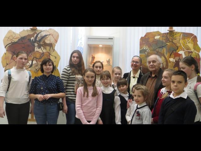 Студии Образ 30 лет! Вспоминаем... Выставка в ЦНХО Москва 15.03.2016-13.04.2016г.