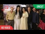 UNCUT - Begum Jaan Special Screening   Begum Jaan Movie Review   Vidya Balan And Family...