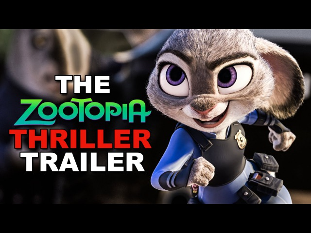 If ZOOTOPIA Was A CRIME THRILLER
