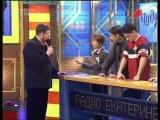 Сто к одному (РТР, 05.05.2001) Голос Тулы - Радио Екатеринбург