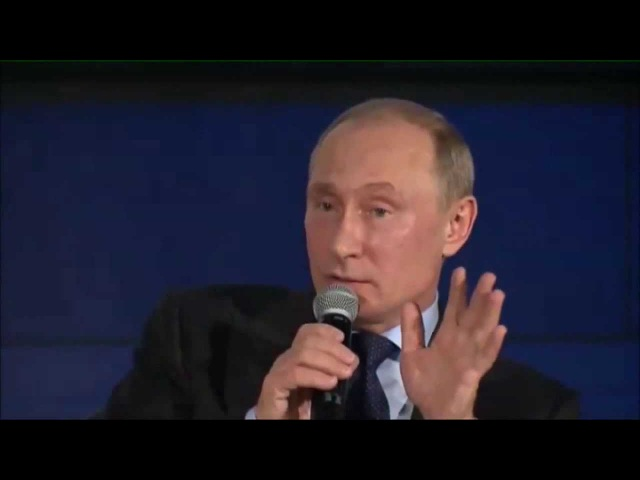 Путин: отторжение территорий от России. ответ ракетчику